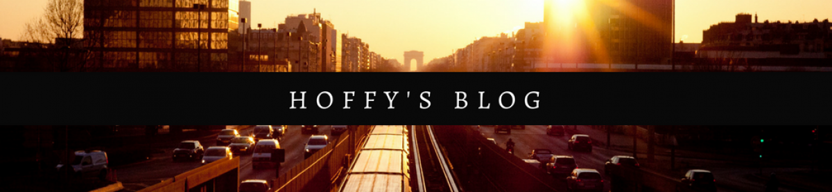 Hoffy's Blog